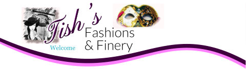 Welcome Fashions & Finery Tish's Tish's
